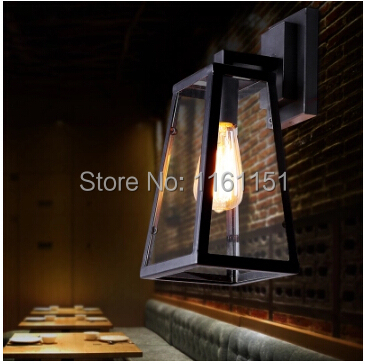 Free shipping America style replica designer Edison industrial vintage wall lamp replica designer lighting popular hotsale cheap bestlite bl7 wall lamp 8065l