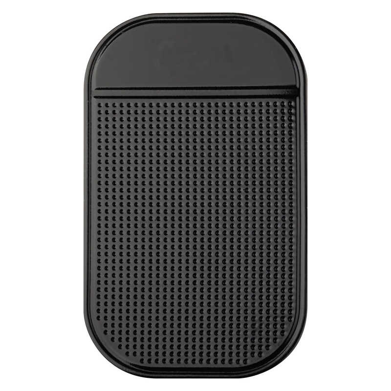 Lengket Silikon Non Slip Pad Dashboard Mobil Gunung Pemegang Ponsel Magnetik Mobil untuk GPS PDA MP3 MP4 Anti Slip Mat soporte Movil Mobil