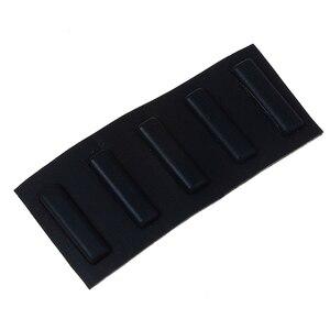 Image 3 - 5 قطعة قدم المطاط قدم لديل Latitude E6420 E6430 E6220 E6330 E6320 الغطاء السفلي