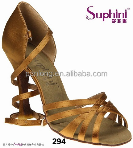 Free Shipping Suphini Top Selling Latin font b Shoes b font Woman Dance font b Shoes