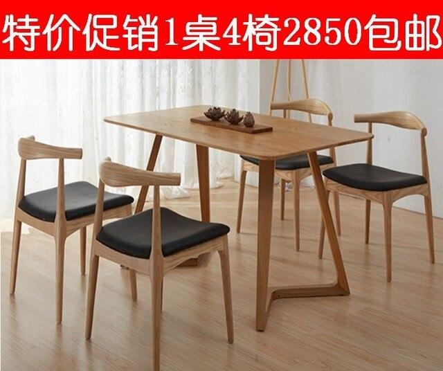 Asche Holz Tische Nordic Ikea Kreative Moderne Minimalistische Büro