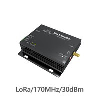 SX1278 LoRa TCXO 170MHz E32 DTU 170L30 RS485 RS232 cdebyte Wireless Converter Original vhf Module Modem Server RF Transmitter