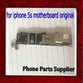 100% Оригинал Разблокирована 16 ГБ для iphone 5s Материнская Плата без Touch ID Функция, Хорошие Рабочие и Бесплатная Доставка