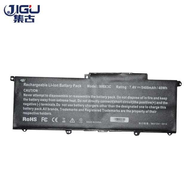 JIGU 3CELLS Laptop Battery AA PBXN4AR AA PLXN4AR BA43 00349A For SAMSUNG 900X3C 900X3D 900X3E NP900X3C NP900X3D NP900X3E