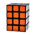 CubeTwist 3 X Camuflagem 3X4 Magic Speed Cube Cabeças Brinquedos para As Crianças Crianças-Preto