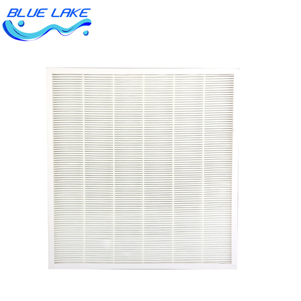Original OEM,For F-P04MCZ/F-PDC30C/F-Y104WZ,Dust collecting filter /F-Y104WZ HEPA,size 322*344*21mm,air purifier parts jn 09162016