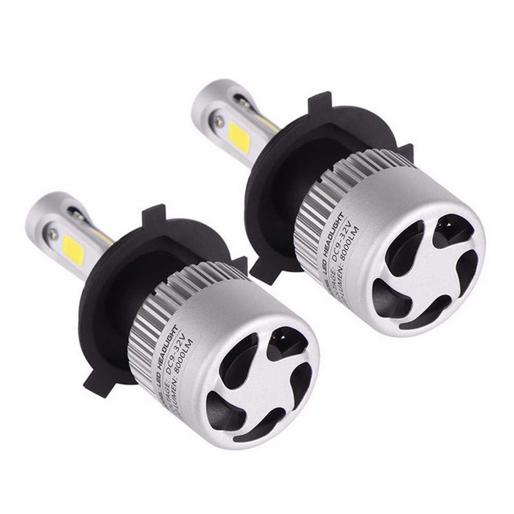 Яркий дальнего света лампы H1 H3 H4 H7 H8 H9 H11 H13 H27 9004 9005 9006 9007 9008 9012 880 881 HB1 HB2 HB4 HB5 Автомобильный светодиодный фары