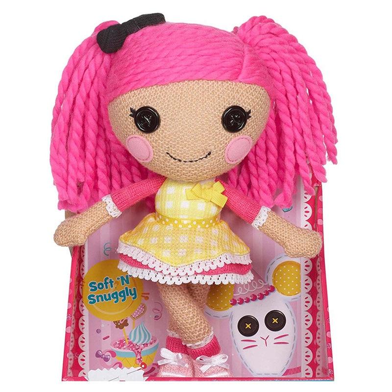 (4 farbe) 20 teile/los 30 cm weiche Lalaloopsy gefüllte und plüsch puppen Magie Haar Lalaloopsy plüsch spielzeug puppen für mädchen (keine box)-in Puppen aus Spielzeug und Hobbys bei  Gruppe 1