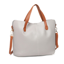 купить Luxury Handbags Women Bags Designer Women 2 In 1 PU Leather Shopper Tote Bag Large Shoulder Bags Crossbody Bag Bolsa Feminina по цене 685.18 рублей