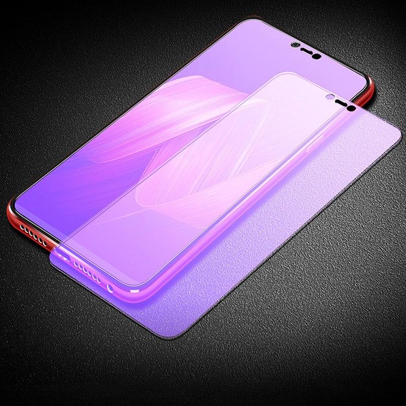 Anti blue ray Tempered Glass For Huawei NOVA 2 3 3I 2S 3E Plus P20 Lite