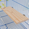 Small Animal Pet Wooden Pedal Hamster Squirrel Pet Rat Small Mouse Natural Wooden Board Cage Nest