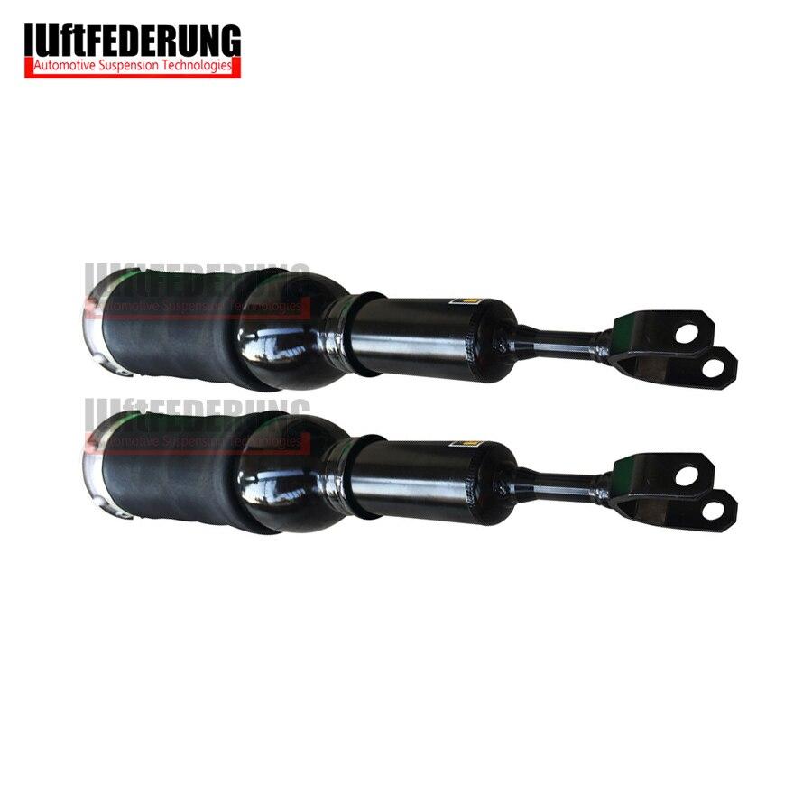 Luftfederung 2 pcs Avant Air Printemps Air Ride Choc Absorbeur Suspension Air Strut Fit Audi A6 Allroad C5 4BH Quattro 4Z7616051D