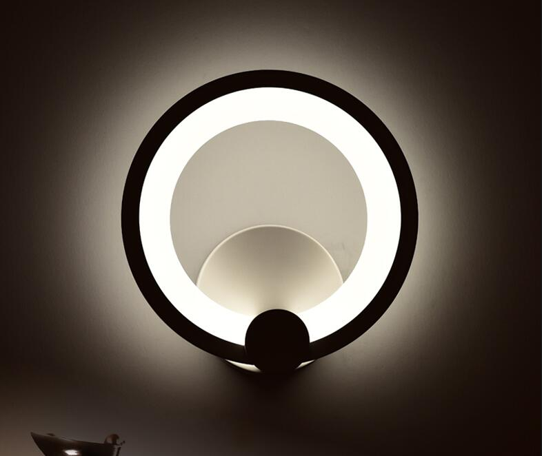 LED Wall Lights 12W 16W Living Room Bedroom Ceiling Lamps LED Indoor Wall Lamp Modern Home Lighting Wall Mounted LED Wall Ligh modern led wall lights living room bedroom flexible arm light lamps indoor home lighting wall lamp wall mounted led wall light