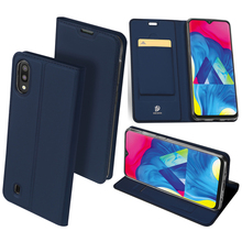 Original Dux Ducis Pu Leather Case For Samsung Galaxy M10 Coque Luxury Thin Flip Cover Wallet Phone Cases