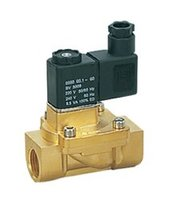 Free Shipping 3/8'' Brass Pilot Operated Solenoid Valves 2/2 Way 13mm Orifice 2V130 10 Model In Stock 10pcs A Lot