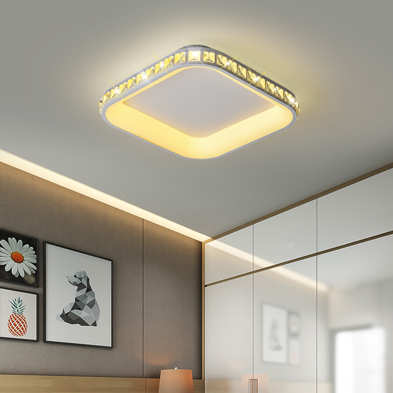 Modern Minimalism LED Ceiling Light Square Indoor down light Ceiling Lamp creative personality study dining room balcony lampModern Minimalism LED Ceiling Light Square Indoor down light Ceiling Lamp creative personality study dining room balcony lamp