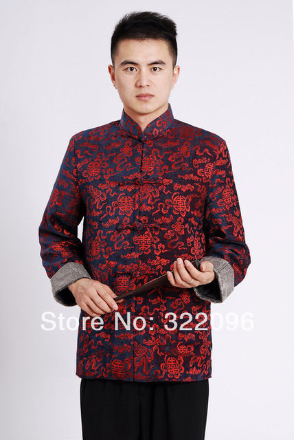 0092733f77577 Shanghai Story Chinese traditional Jacket Red Color tang suit clothes  mandarin collar Velveteen fabric chinese marry jacket-in Tops from Novelty  & ...