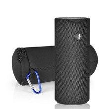 Портативный дорожный защитный чехол на молнии чехол для переноски сумка коробка для Amazon Tap динамик IJS998