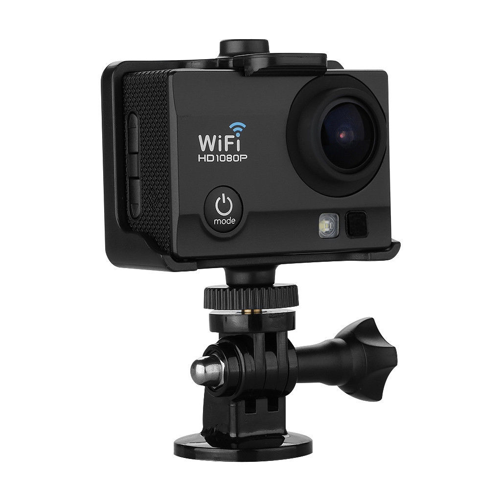 MOOL 2 12MP Full HD 1080P WiFi Sports Kamera Helm Action Cam Camcorder DV +RC WatchMOOL 2 12MP Full HD 1080P WiFi Sports Kamera Helm Action Cam Camcorder DV +RC Watch