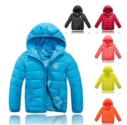 lost money to clear boys winter coat kids winter warm clothing children outwear boys jacket