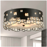 New Arrived Modern Led Ceiling Lights For Living Room Bedroom Crystal Light Fixtures Lamps Home Art