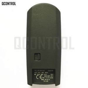Image 4 - QCONTROL 3 Buttons Smart Key Suit for MAZDA CX 3 CX 5 Axela Atenza Model SKE13E 01 or SKE13E 02 Car Remote Control