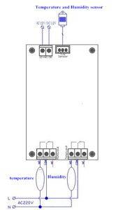 Image 5 - ZL 7816A,12 V,อุณหภูมิและความชื้น Controller,Thermostat และ Hygrostat,Lilytech