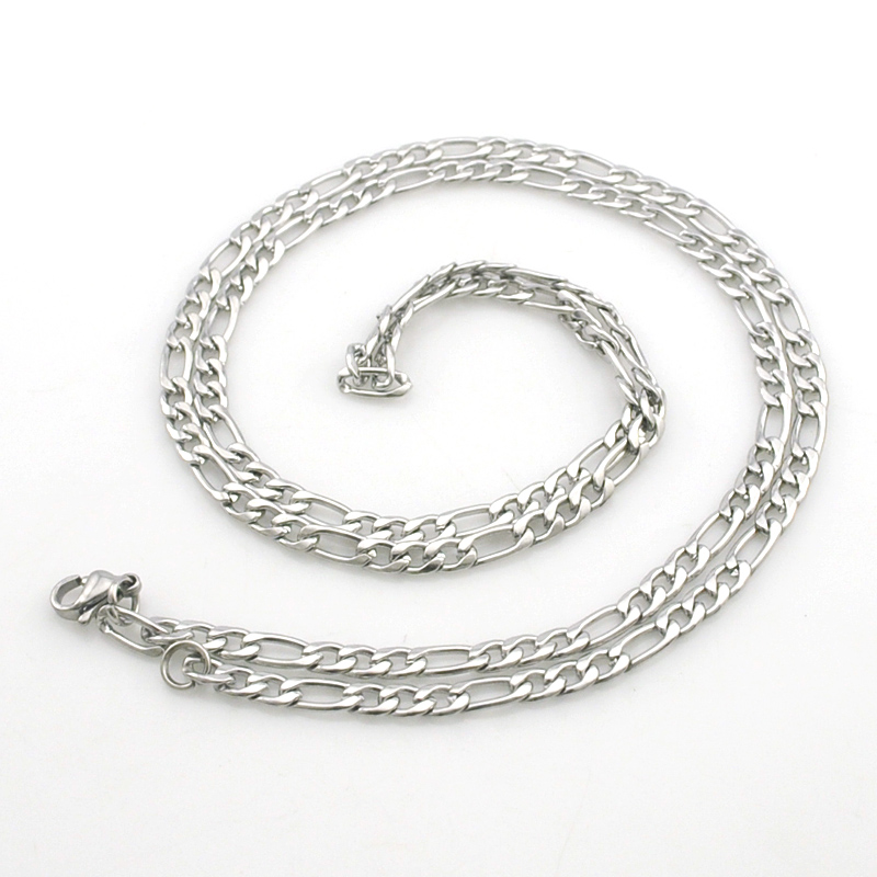 ღ Ƹ̵̡Ӝ̵̨̄Ʒ ღMoorvan Figaro Chain Necklace № Men Men