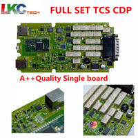 2016 Top Rated TCS CDP 2014R2 R3 2015 R3 With Bluetooth New Green Single Board VCI