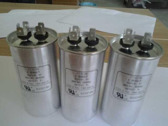 FEKOM CBB65 Start capacitor 50uF 450V