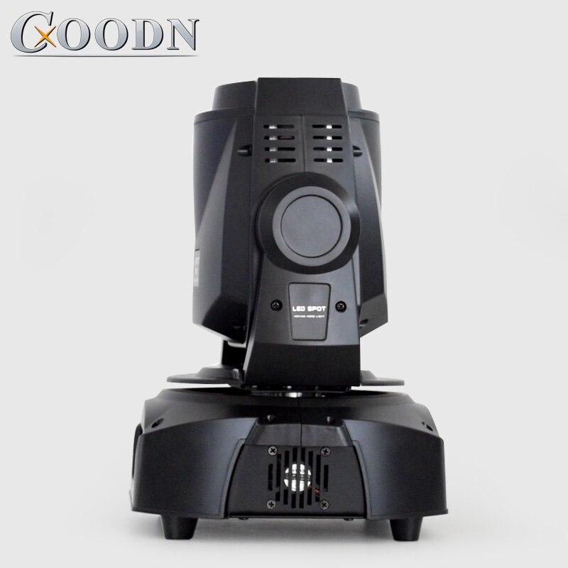 Lyre Spot LED orientable lumière 90 W Gobo avec 3 prisme de visage pour DJ scène théâtre Disco discothèque - 2