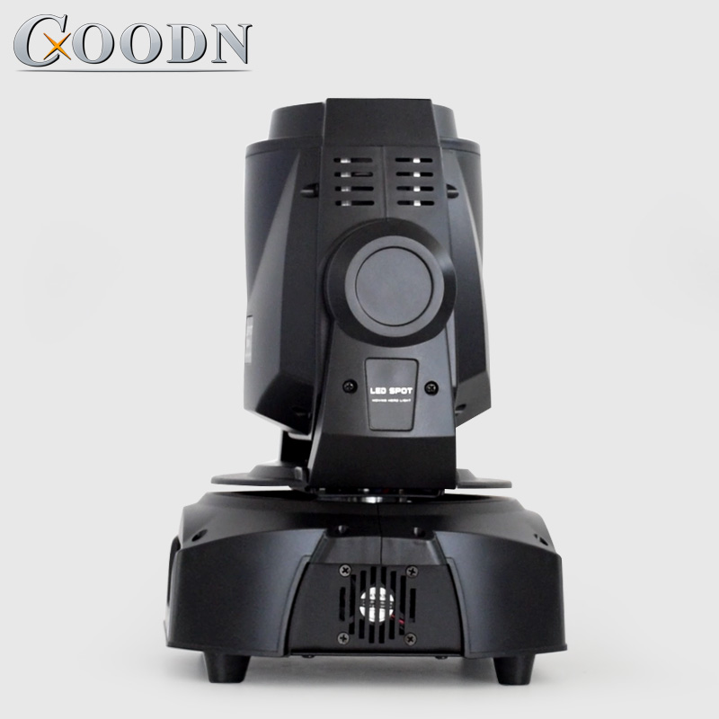 Moving head 90w led gobo with prism and color sport light for dj Stage Light - 2