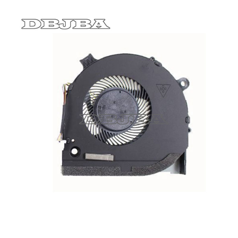 US $17 5 29% OFF|NEW for Dell Inspiron Game G3 G3 3579 3779 G5 15 5587 Fan  0TJHF2 TJHF2 left side-in Laptop Cooling Pads from Computer & Office on