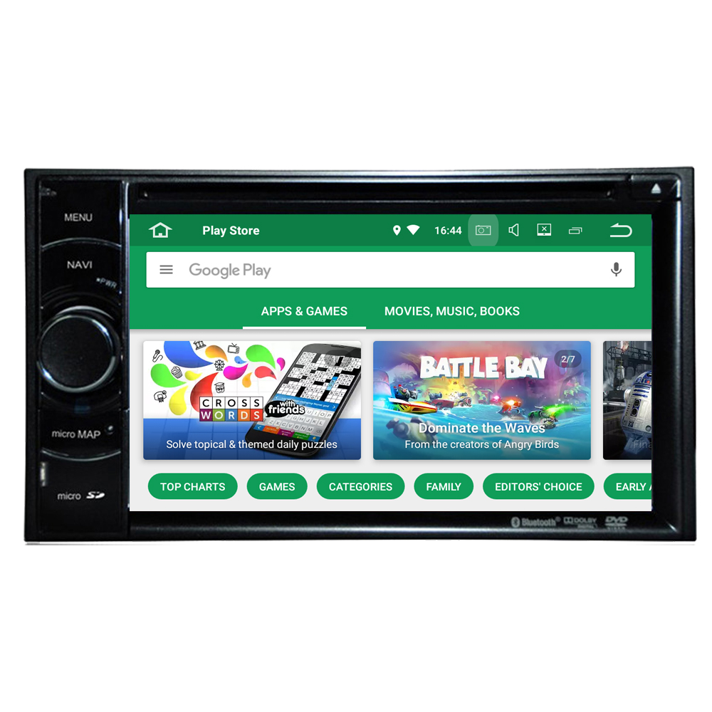 Android 8.0 Universal <font><b>2Din</b></font> <font><b>6.2</b></font> <font><b>Inch</b></font> Touch Screen Car Radio Stereo Automotivo DVD <font><b>GPS</b></font> Navigation Media Autoradio Head Unit S200 image