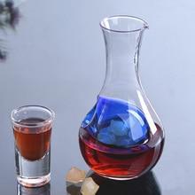 450 мл уникальный хрустальный стеклянный графин для вина аэратор для вина контейнер для вина кувшин для сохранения свежести вина Графин для коктейля шампанского охлаждающие инструменты