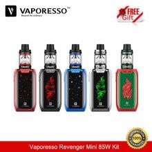 Vaporesso Kit Revenger Mini Caixa Mod Vape Cigarro Electronique Cigarro Eletrônico 2500 mah 3.5 ml 85 W Vaporizador e cigarro