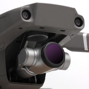 Image 3 - الطائرة بدون طيار تصفية ND8/ND16/ND32 ND64 PL كثافة محايدة مع مرشحات الاستقطاب مجموعة ل DJI Mavic 2 التكبير عدسة زجاجية بصرية ملحق
