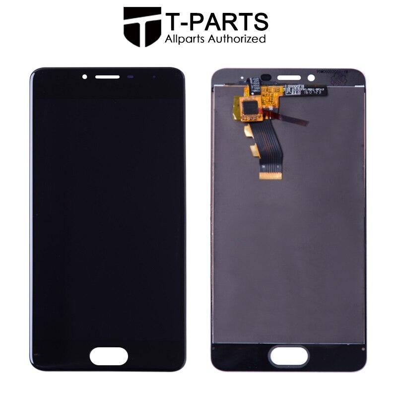 imágenes para Probado Garantía de 5 PULGADAS Negro Blanco 1280x720 GFF Pantalla Para MEIZU M3/M3 mini/MEILAN 3 S LCD Pantalla Táctil Digitalizador Y685H