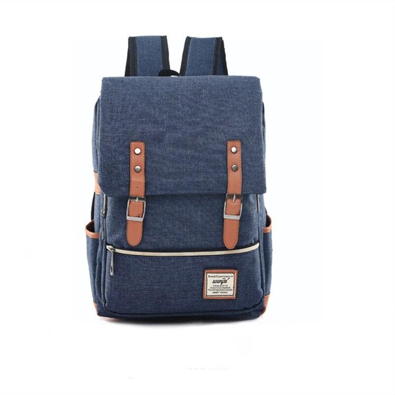 купить Fashion School Backpack Women Children Schoolbag Back Pack Leisure Korean Ladies Knapsack Laptop Travel Bags for Teenage Girls онлайн
