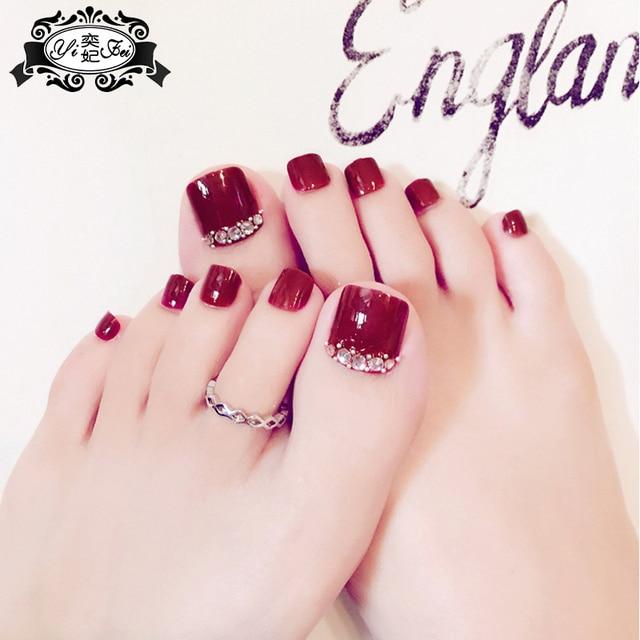 Alta calidad de la Falsificación de parches de uñas Verano Con el ...
