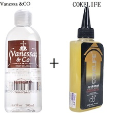 Vanessa&CO Japan Personal Water-soluble Lubrication Vaginal Sex Anal Analgesic Lubricant Pain Relief Anti-pain Anal Sex Oil