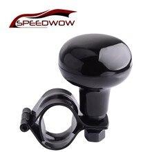 SPEEDWOW Universal Car Styling Car Steering Wheel Spinner Knob Handle Grip Spinner Knob Grip Knob Turning Helper Ball все цены