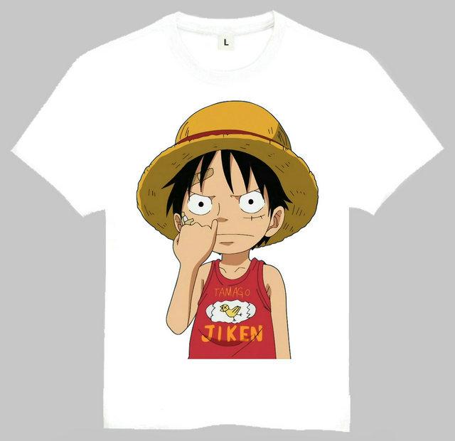 Gear 4 Luffy T-Shirt (10 Design)