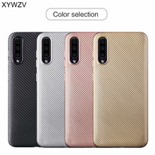 For Samsung Galaxy A50 Case Soft TPU Silicone Slim Phone Back Cover Fundas
