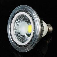 10X COB E27 20W LED Spot Light Dimmable Cool White Warm White AC85 265V Super Brightness