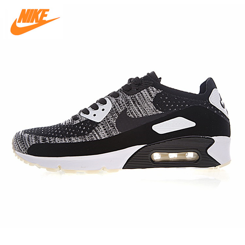 new product 9ad46 ae67d Nike Air Max 90 Ultra 2.0 Flyknit Men's Running Shoes, Army ...