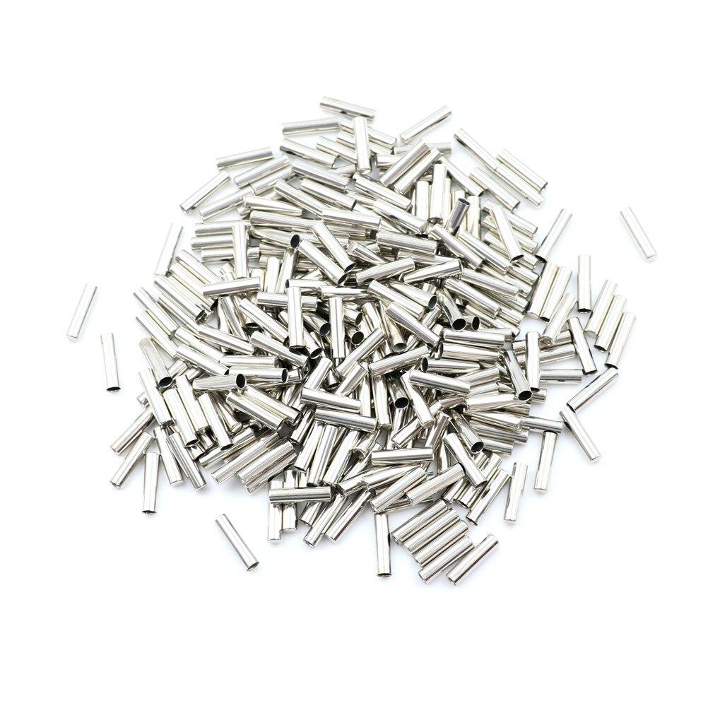 20шт 4x20 мм бесшовные металлические шнурки наконечники головки Замена Ремонт Aglets DIY наборы кроссовок Серебро Золото цвета
