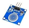 Comercio al por mayor 10 unids/lote módulos de sensor táctil digital interruptor táctil capacitiva TTP223B Accesorios