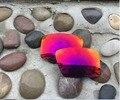 Фиолетовый Красный Замена Поляризованные Линзы для Oakley Наручники 1 и 2 Солнцезащитные Очки 100% UVA и UVB