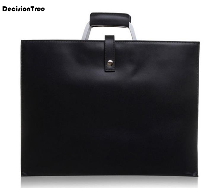 Ultra-Thin Simple Fashion Men Business Briefcase Famous Brand Men's Shoulder Bag Laptop Handbag Travel Genuine Leather Bag